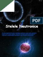 Stelele Neutronice