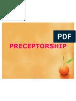 Preceptor Ship