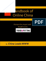 Handbook to Online China by TrendsSpotting