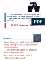 UnME Jeans on WebCOPY