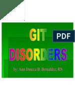 7. Gastrointestinal Tract Disorders - Aim Daneca Bernaldez