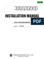FA100 Installation Manual H5 10-17-05