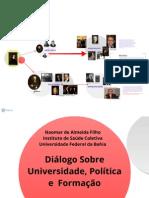 Universidade, Política e Formação