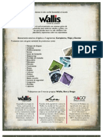 Catalogo Wallis
