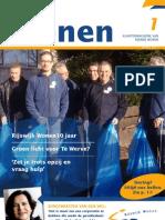 Simpel Huishoudboekje in nieuwsblad Rijswijk Wonen  www.simpelhuishoudboekje.nl