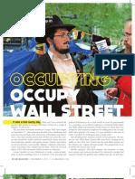 AMI magazine story on OWS