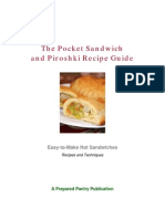 Pocket Sandwich Guide