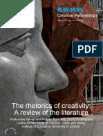 Rhetorics of Creativity 12