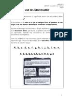 u1 Uso Del Diccionario