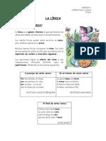 u3 Literatura 3 Eso La Lirica