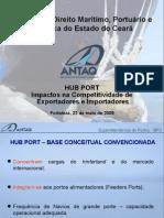 Hub Port – Impactos na Competitividade do Comércio Exterior Brasileiro