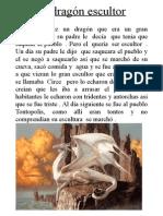 el dragón escultor