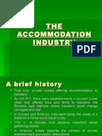 Angol Turizmus - Accommodation
