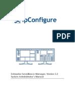 ESM 5.3 System Administrators Manual