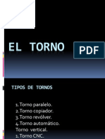 EL TORNO