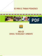 OTP-Ciencia,Tecnología y Ambiente 2011