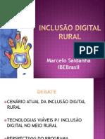 10ª Oficina de ID - Inclusão Digital Rural