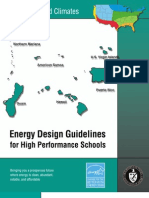 Energy Design Guidelines