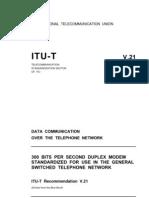 T-REC-V.21-198811-I!!PDF-E
