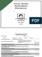 Lower Kuskokwim SD AK Performance Evaluation