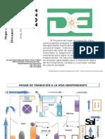 Plano Del Hogar en Transicion Logo De