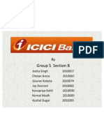 Icici Bank Group 5 Section B[1] (2)