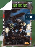Warhammer 40K -FR- Codex Orks