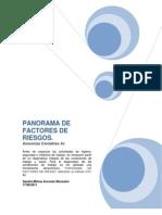 Panorama de Factores de Riesgos-Trabajo Tecnicas de Seguridad