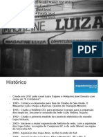 Magazine Luiza - F2J