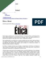 Ética e  Moral Pdf