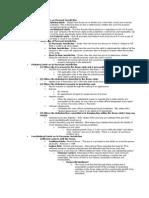 Civil Procedure Outline - 1L