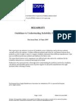 Guidelines to Understanding Reliability Prediction -MTBF Report_24 June 2005