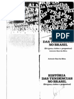 SILVA, Antonio Ozaí da. HISTÓRIA DAS TENDÊNCIAS NO BRASIL