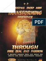 Pressing Into Gods Transforming presence  1-2