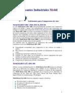 Catalogo de Productos Mobil Industrial