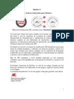 Boletín # 1 (API Guia de Lubricantes)