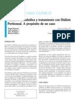 Alcalosis metabólica y tratamiento con Diálisis Peritoneal. A propósito de un caso