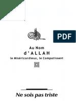 Ne Sois Pas Triste-Dr.al Qarni