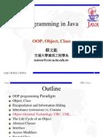 Java OOP Concepts