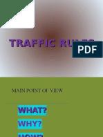 Presentation on Traffic Rules