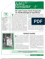 2010.12 AAG Newsletter