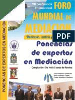 Ponencias - VII Conferencia Internacional del foro Mundial de Mediacion