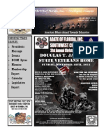 Southwest Chapter of ABATE of Florida December 2011 Newsletter