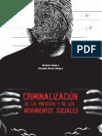(9) Criminalizacion de Los Movimientos Sociales
