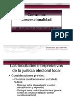 Control de Convencionalidad Diapositivs
