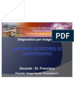 Adenomas Secret Ores de Somatotropina
