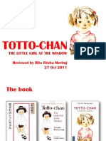 Book Review on Totto-Chan