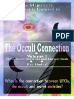 """The Majestic 12 Documents and Excerpt  of """"The Occult Connection"""