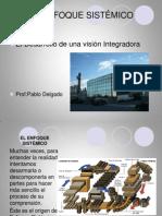 Enfoque Sistemico en Power Point Formato 2007