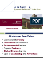 Session 4.2 SC Johnson Case Study - John Langdell